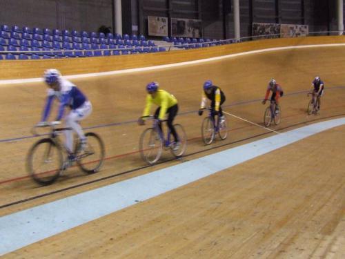 NA 2007 - Vélodrome Aigle