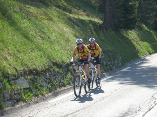 NA 2008 - Raid Millet Chamonix