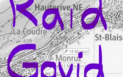Raid Govid – Du 17 mai au 17 juin 2021