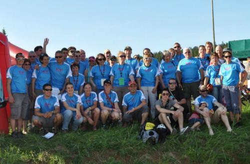 JRA 2012 - Bénévoles