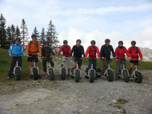 NA 2009 - Camp à Gstaad